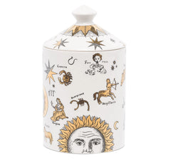 Fornasetti Women's Fornasetti Scented Astronomici Candle, Gold/Multi, One Size