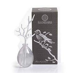 Zodax Illuminaria Porcelain Room Diffuser French Gardenia 4.1oz
