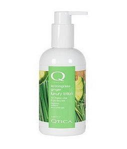 Qtica Smart Spa Luxury Lotion (Lemongrass Ginger Scent) 8.5oz