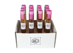 Annie's Ginger Elixir ShOts! 1.5 Oz. 12-pack, healthy wellness beverage, non-GMO