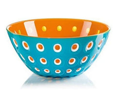 Guzzini Le Murrine Bowls, us:one Size, Blue/Orange