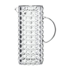 Guzzini Tiffany Transparent 1.8 Quart Pitcher