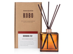 Kobo Candles Bourbon 1792 - Room Diffuser