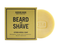 Hudson Made - Beard & Shave Soap (Citron Neroli)