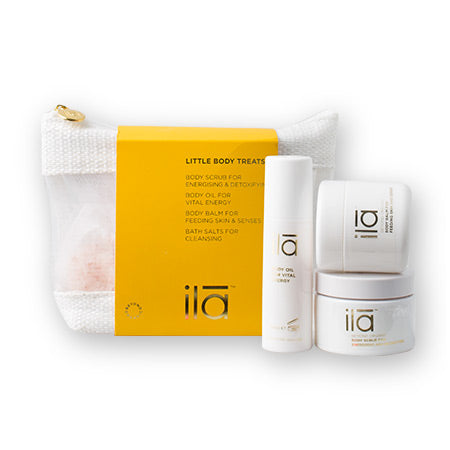 ila-spa Little Body Treats Set 30ml
