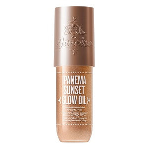 Sol De Janeiro Glow Oils Color Ipanema Sunset 2.5 oz No Pump