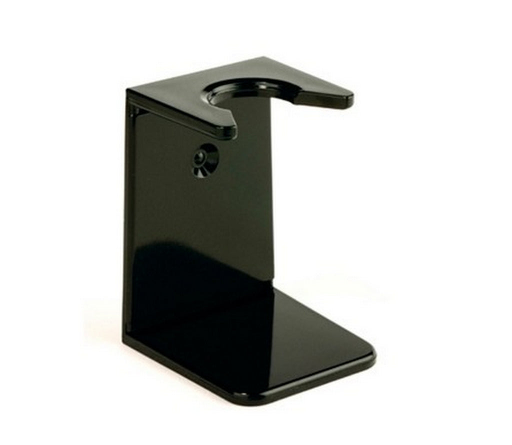 Edwin Jagger Black Brush Drip Stand (Small)