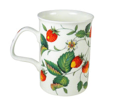 Roy Kirkham Alpine Strawberry Lancaster mug