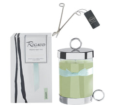 Rigaud Jasmin Large Model Candle and Gute Wick Cutter Bundle (Two Piece Bundle)