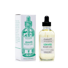 Elizabeth W Leaves Body Oil - 4 Ounce