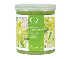 Qtica Smart Spa Sugar Scrub Lime Zest 44 oz