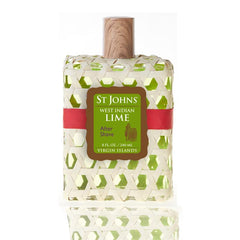 St Johns West Indian Lime Aftershave Lotion 8 Oz Splash