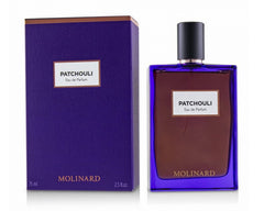 Molinard Patchouli by Molinard Eau De Parfum 2.5 oz Spray