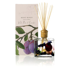 Rosy Rings Botanical Reed Diffuser - Wild Plum and Cannabis