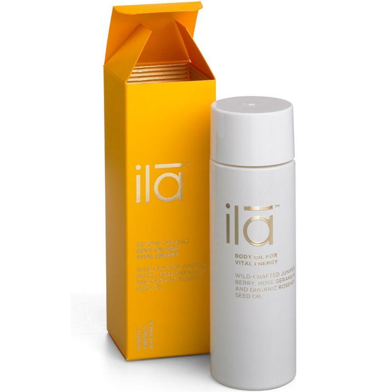 ila-Spa Body Oil for Vital Energy, 3.38 fl. oz.