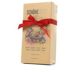 SCHÖNE NATURAL BATH BOMBS GIFT SET