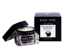 Sea Of Spa Black Pearl - Neck and Decollete Beauty Mask, 1.7 – Ounce