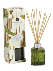 Hillhouse Naturals Reed Diffuser 5 Oz. - Evergreen Seedlings