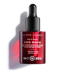 The Daimon Barber Day and Night Face Serum