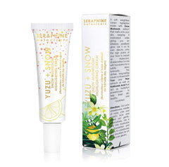 Seraphine Botanicals Yuzu + Snow - Snow Mushroom Highlighting Cream 15ml