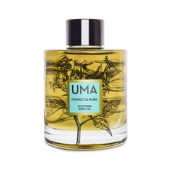 UMA Perfectly Pure Soothing Baby Oil - 3.4 oz