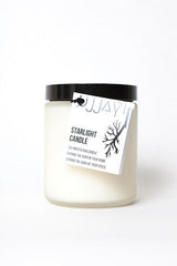 Ujjayi Starlight Meditation Candle