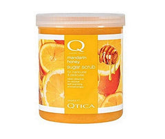 Qtica Smart Spa Sugar Scrub Mandarin Honey 44 oz