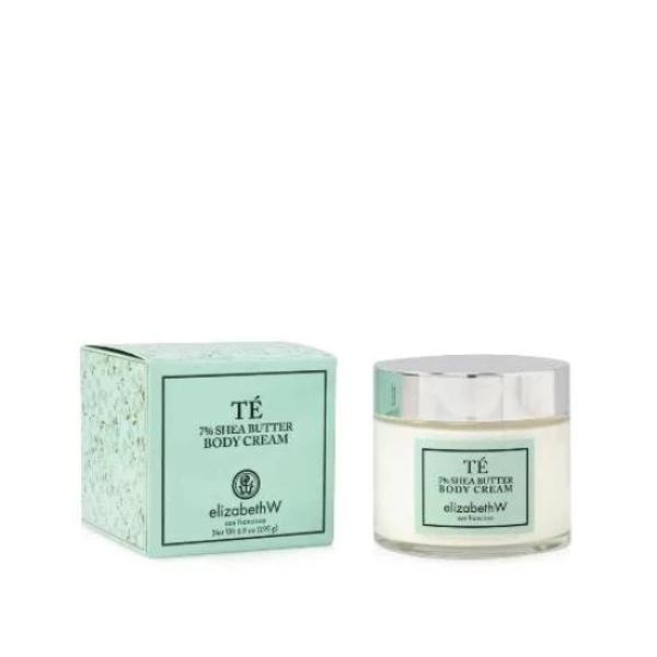 Elizabeth W Te Body Cream, 6.9 Ounces