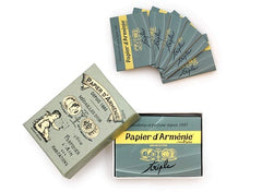 "Coffret Vintage""Tradition"" 6 pcs by Papier d'Armenie"