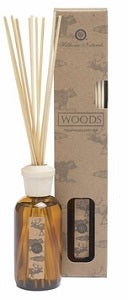 Hillhouse Naturals Reed Diffuser 8 Oz. - Woods