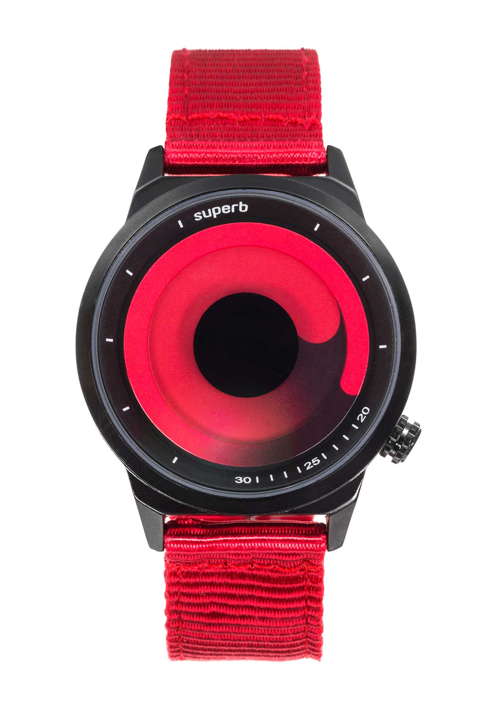Manali Wave Blood Nato Red