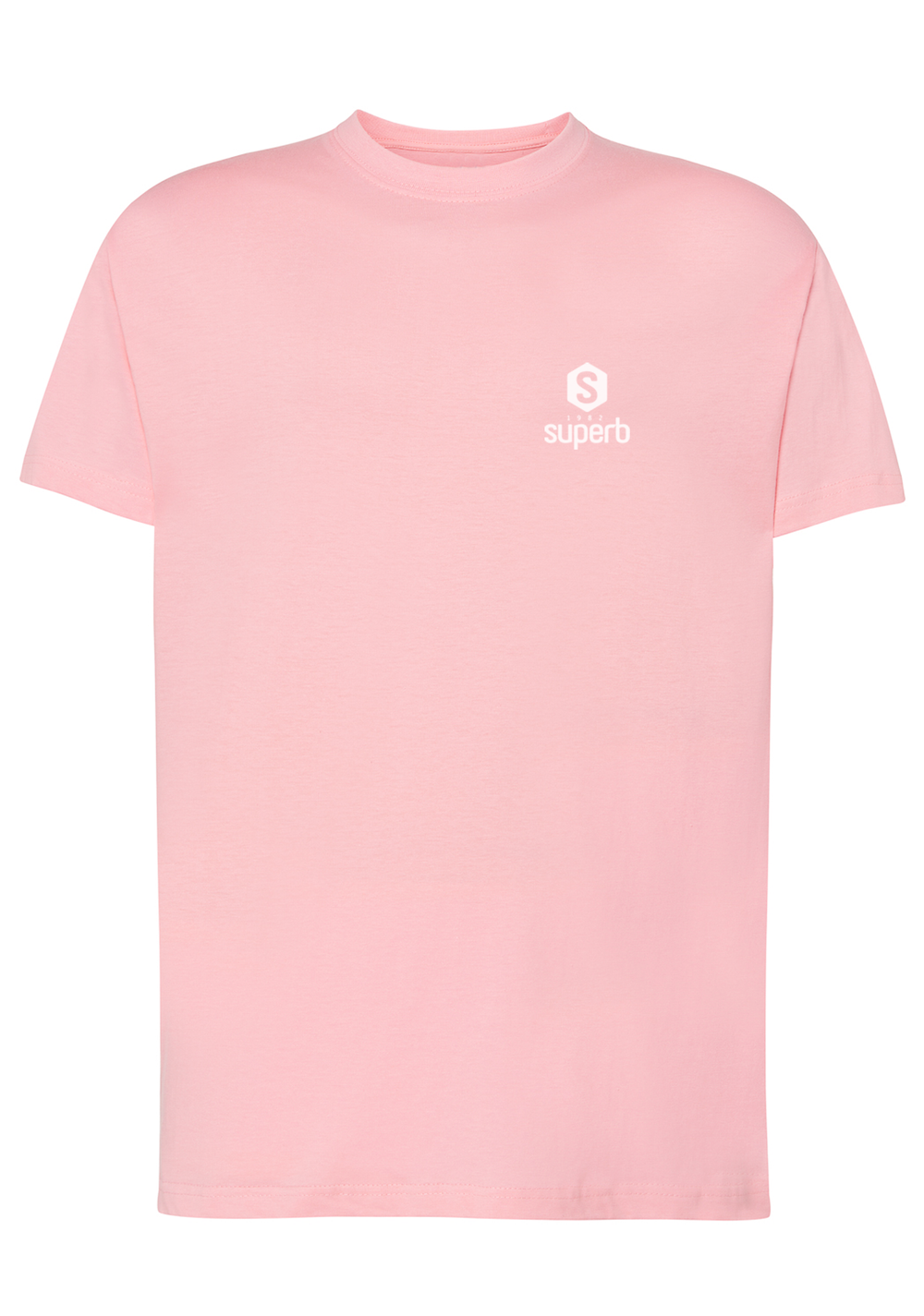 Camiseta SuperbCalifornia Shield Rosa