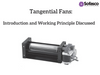 Tangential Fans: Introduction and Working Principle Discussed
