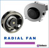 Radial Fan: A Complete Overview & its Industrial Applications