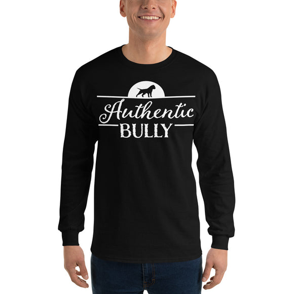 Authentic Bully® LogoWear Ultra Soft Long Sleeve T-Shirt - Authentic Bully