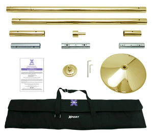 X-Pert Brass Pole- NX MODEL