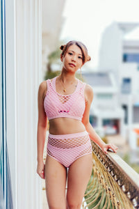 Barbie Girl Netted Mesh Set