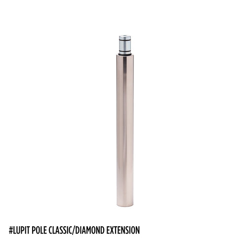 LUPIT POLE STAINLESS STEEL EXTENSION 400mm