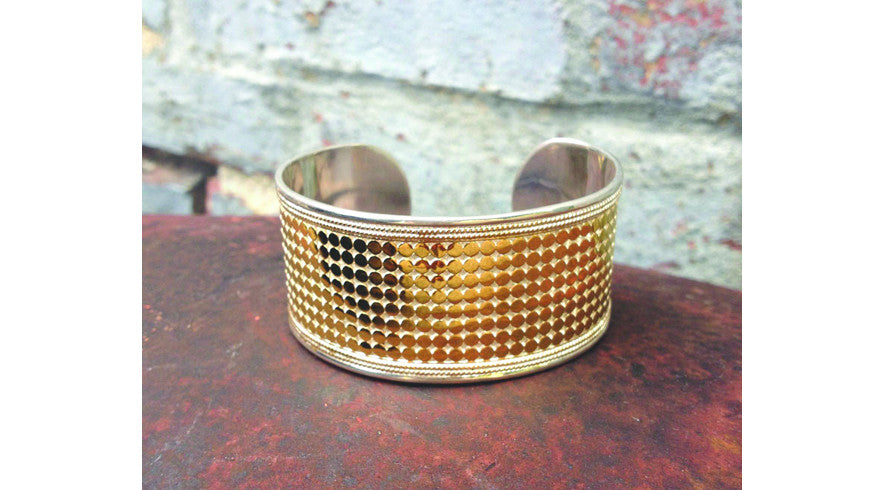 Anna Beck Gold Cuff | Haven Boston
