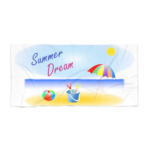 Summer Dream Beach Towel