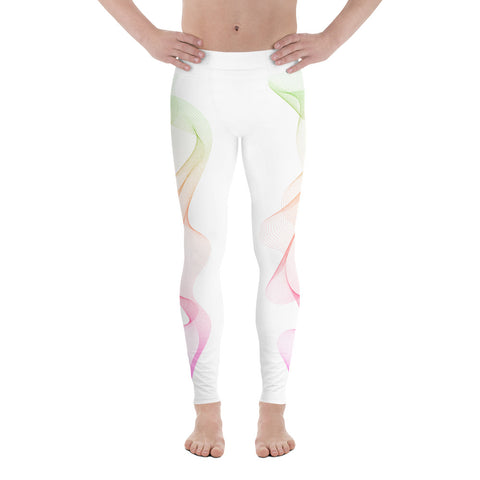 Energy Wave Men's Leggings