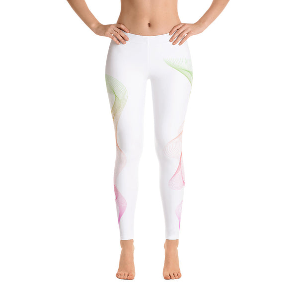 Energy Wave Women's Leggings