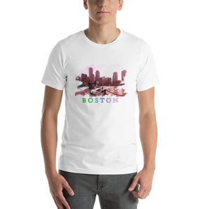 Boston Short-Sleeve Unisex T-Shirt