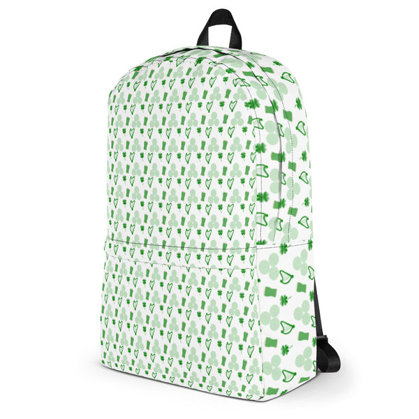 Irish Symbols Backpack