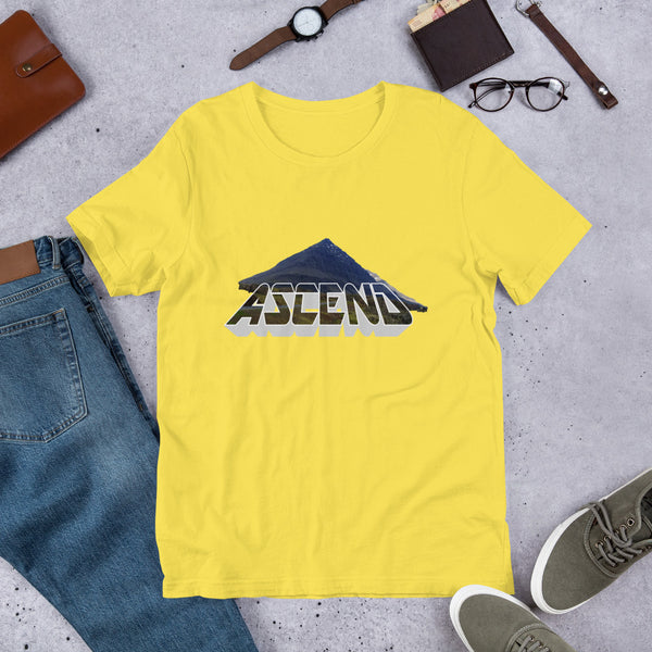 ASCEND Short-Sleeve Unisex T-Shirt