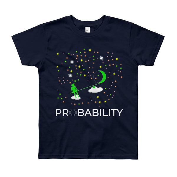 Probability Youth Short Sleeve T-Shirt