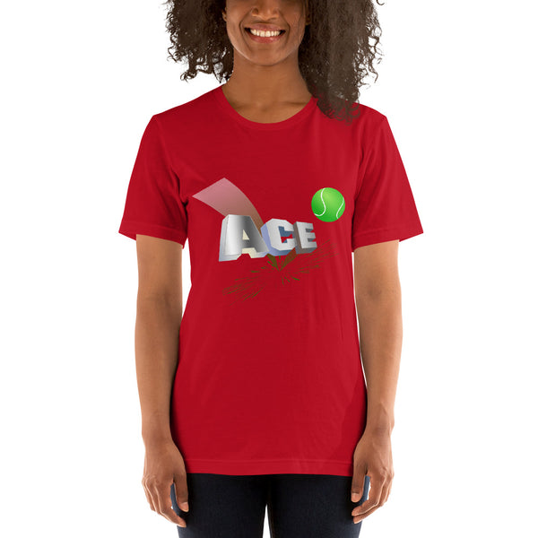 ACE Short-Sleeve Unisex T-Shirt