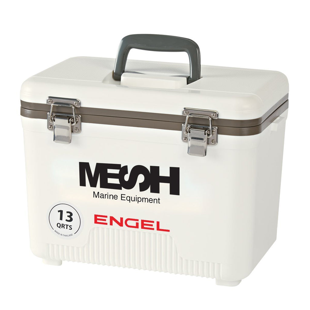 13 Qt. Small Engel® Cooler Drawstrings, Backpacks & Coolers Hit Promotional Products White