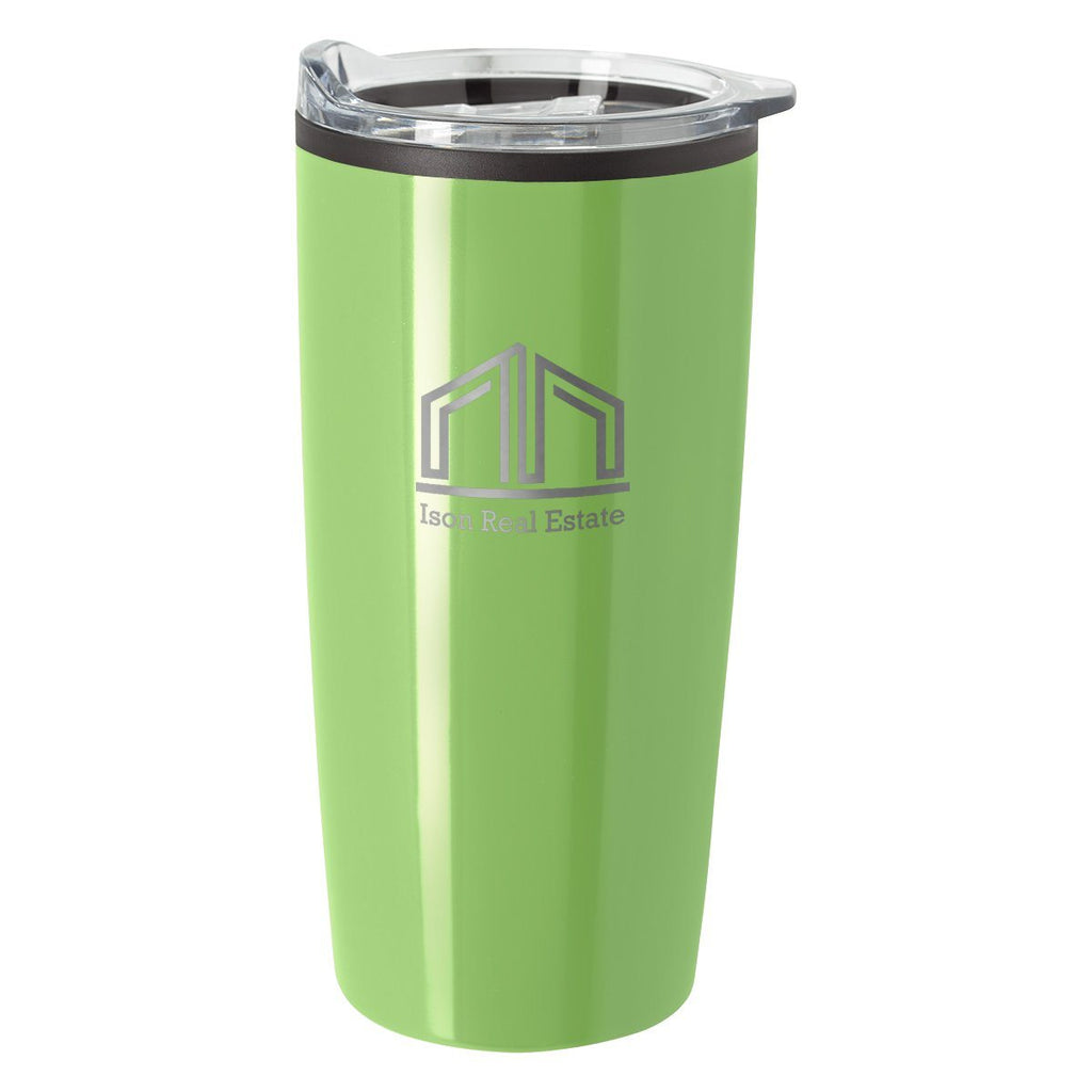 20 Oz. Elate Himalayan Tumbler Drinkware Hit Promotional Products Lime