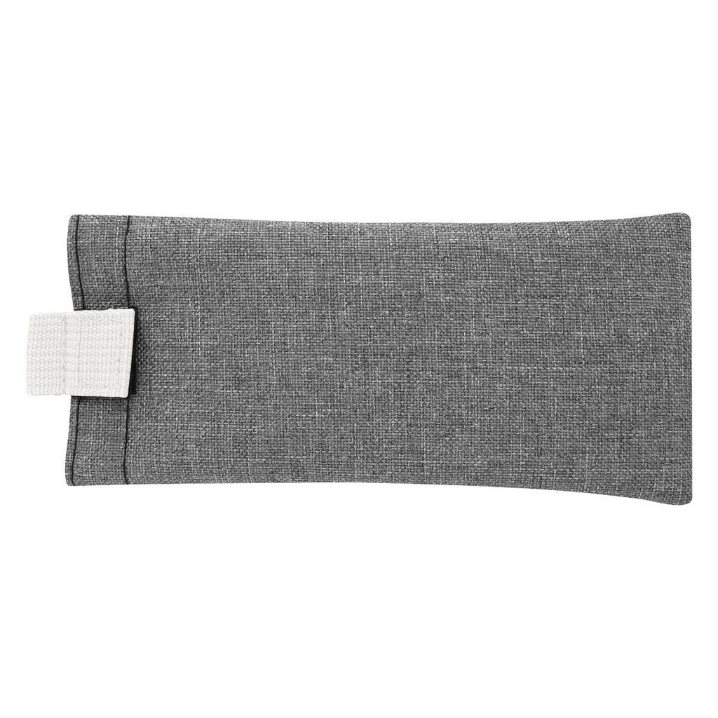 Brighton Heathered Eyeglass Pouch Sunglasses Hit Promotional Products Gray With Black
